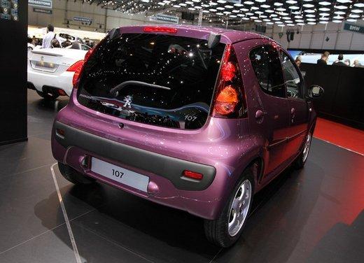 Peugeot 107 - Foto 4 di 21