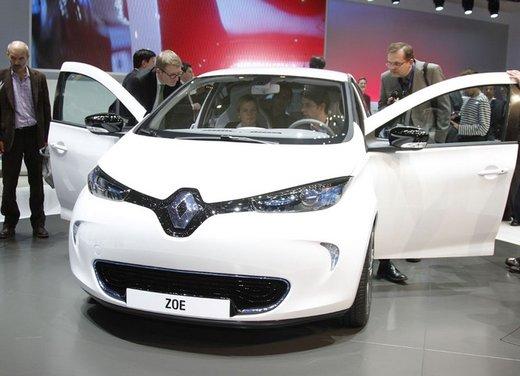 Renault Zoe - Fotogallery - 1
