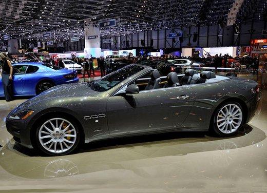 Maserati GranCabrio Fendi - Foto 1 di 22