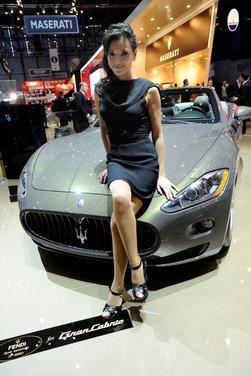 Maserati GranCabrio Fendi - Foto 3 di 22