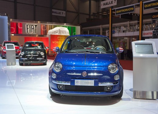 Fiat 500 Nation Limited Edition - Foto 1 di 19