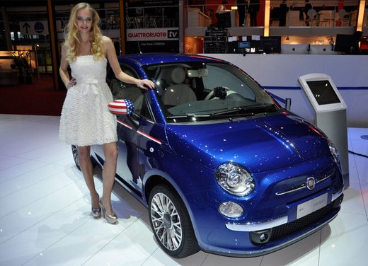 Fiat 500 Nation Limited Edition - Foto 2 di 19