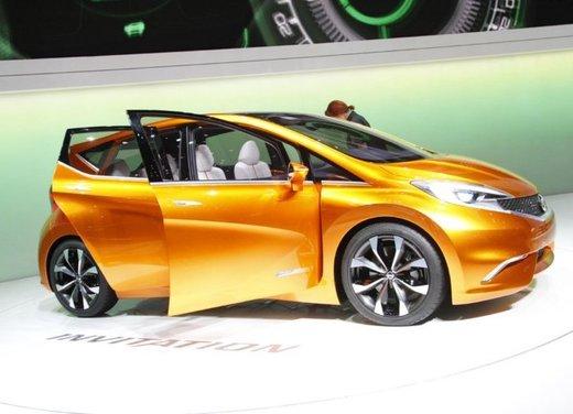 Nissan Invitation Concept - Foto 6 di 15