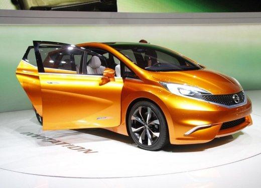 Nissan Invitation Concept - Foto 7 di 15