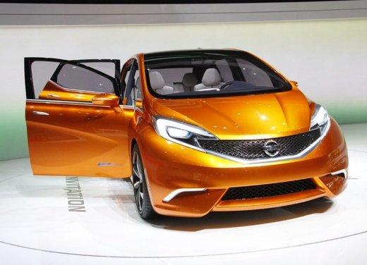 Nissan Invitation Concept - Foto 8 di 15