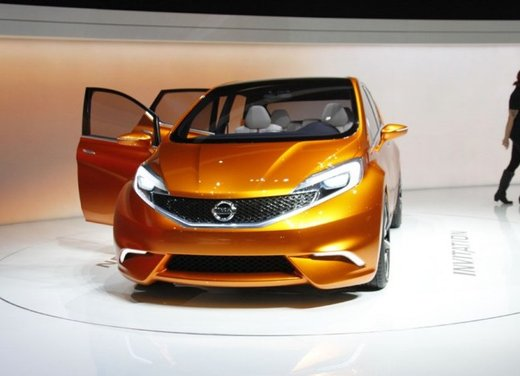 Nissan Invitation Concept - Foto 9 di 15