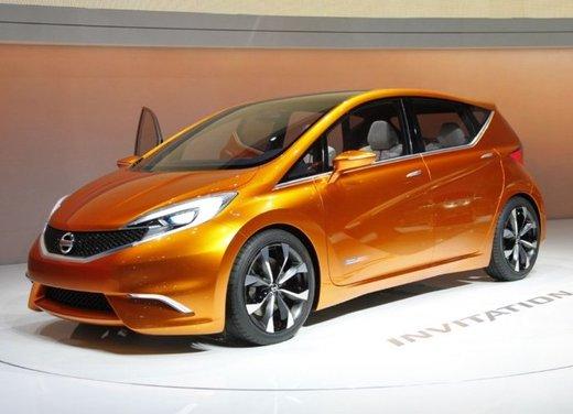 Nissan Invitation Concept - Foto 10 di 15
