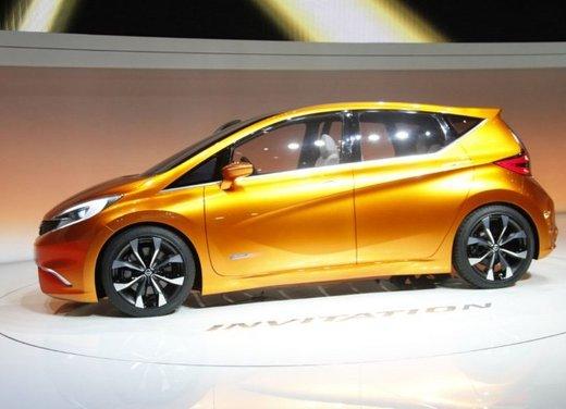 Nissan Invitation Concept - Foto 11 di 15
