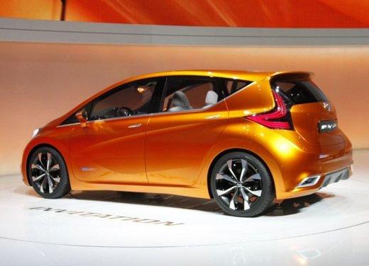Nissan Invitation Concept - Foto 12 di 15