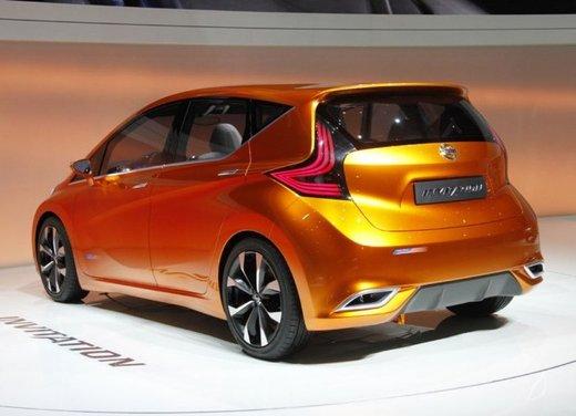 Nissan Invitation Concept - Foto 13 di 15