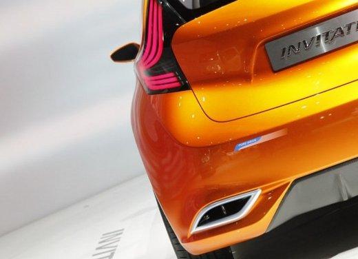 Nissan Invitation Concept - Foto 15 di 15