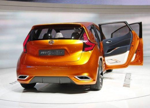 Nissan Invitation Concept - Foto 1 di 15