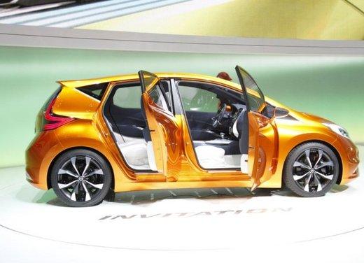 Nissan Invitation Concept - Foto 5 di 15