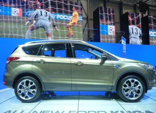 Nuova Ford Kuga - Foto 11 di 28