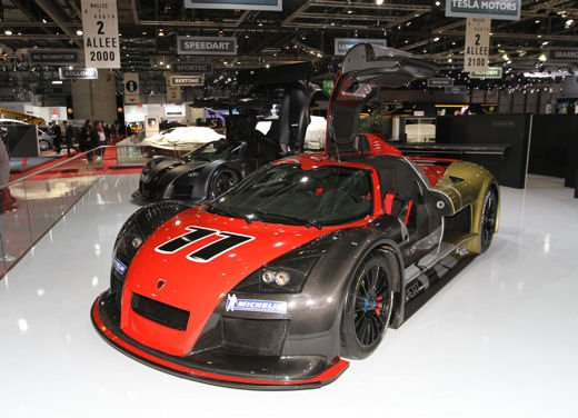 Gumpert Apollo R - Foto 8 di 8