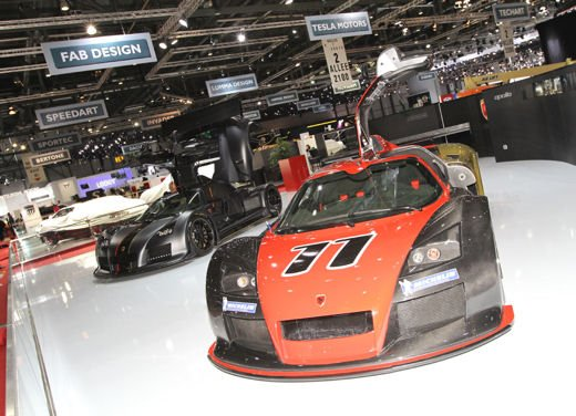 Gumpert Apollo R - Foto 1 di 8