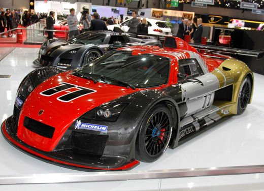 Gumpert Apollo R - Foto 3 di 8