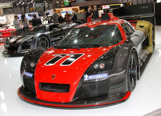 Gumpert Apollo R - Foto 4 di 8
