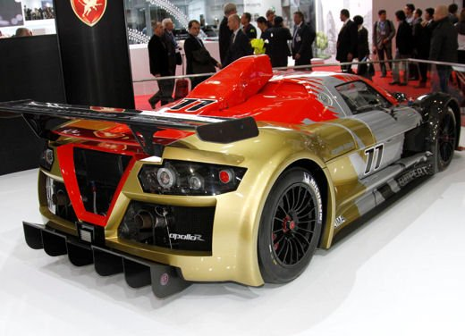 Gumpert Apollo R - Foto 7 di 8