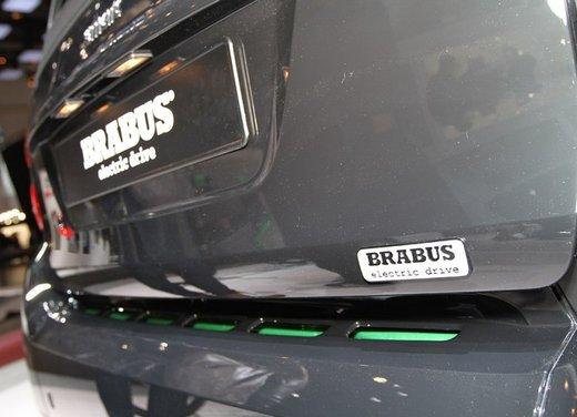 Smart ForTwo Brabus Electric Drive - Foto 16 di 17