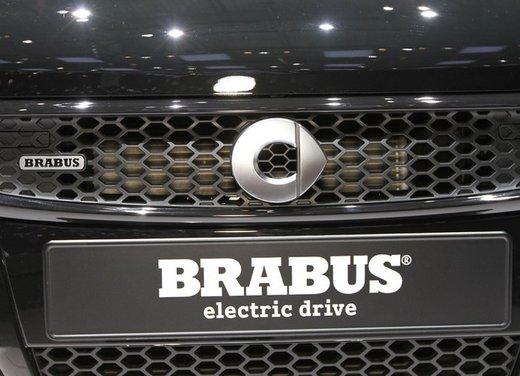 Smart ForTwo Brabus Electric Drive - Foto 4 di 17