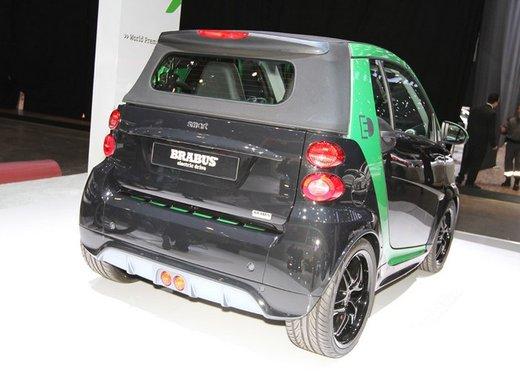 Smart ForTwo Brabus Electric Drive - Foto 6 di 17