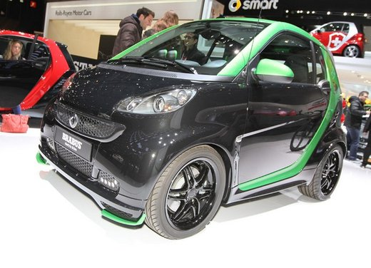 Smart ForTwo Brabus Electric Drive - Foto 8 di 17