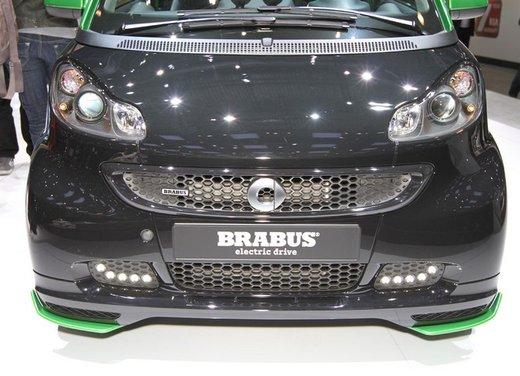 Smart ForTwo Brabus Electric Drive - Foto 10 di 17
