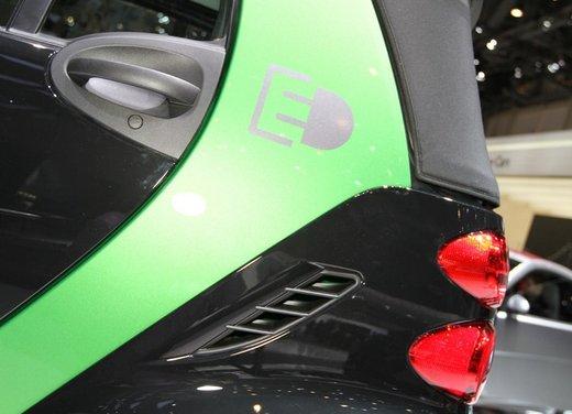 Smart ForTwo Brabus Electric Drive - Foto 12 di 17
