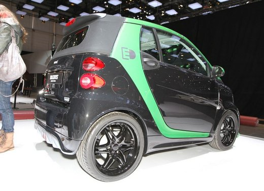 Smart ForTwo Brabus Electric Drive - Foto 14 di 17