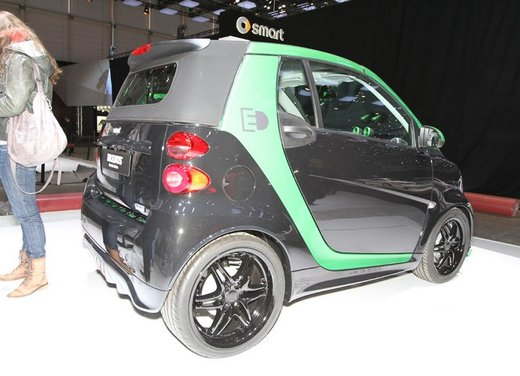 Smart ForTwo Brabus Electric Drive - Foto 15 di 17