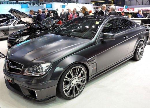 Mercedes Classe C Bullit Coupé By Brabus