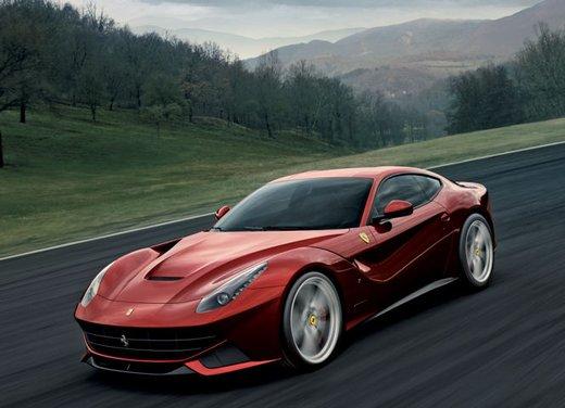 Ferrari F12berlinetta video del debutto in pista