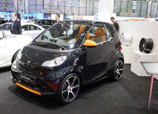 Smart con Performance Kit by Carlsson
