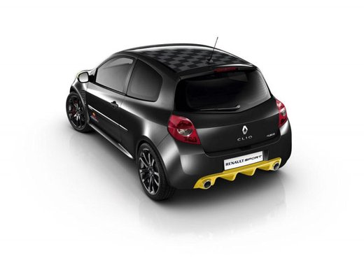 Renault Clio RS Red Bull Racing RB7 - Foto 4 di 6