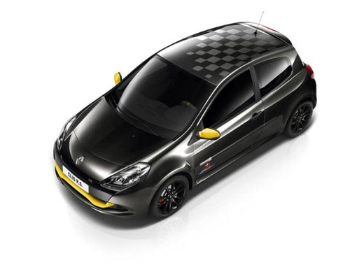 Renault Clio RS Red Bull Racing RB7 - Foto 5 di 6