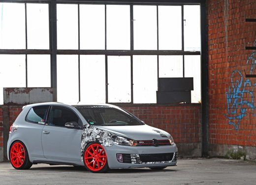 Volkswagen Golf GTI tuning by CFC - Foto 13 di 16