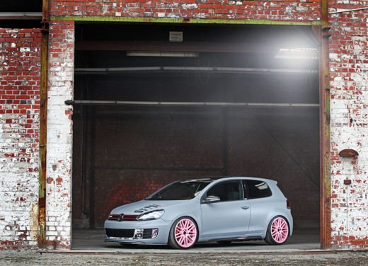 Volkswagen Golf GTI tuning by CFC - Foto 9 di 16