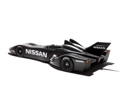 Nissan DeltaWing - Foto 1 di 12