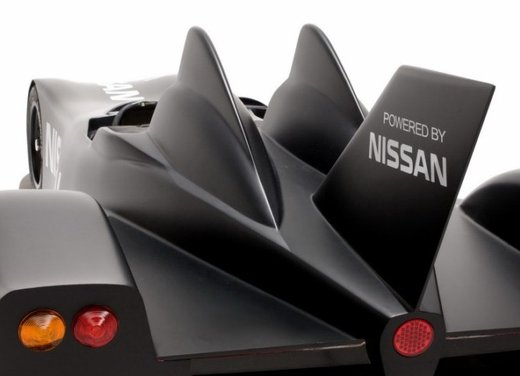 Nissan DeltaWing - Foto 6 di 12