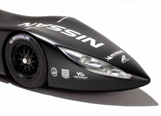 Nissan DeltaWing - Foto 7 di 12
