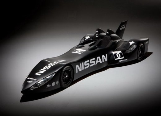 Nissan DeltaWing - Foto 9 di 12