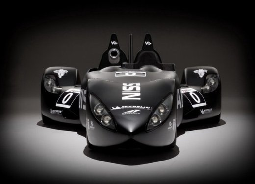 Nissan DeltaWing - Foto 10 di 12