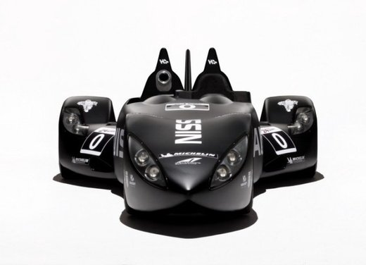 Nissan DeltaWing - Foto 4 di 12