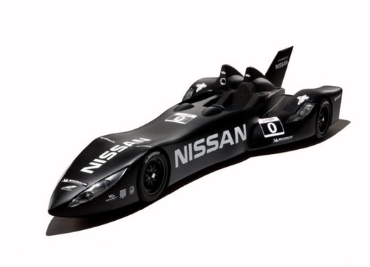Nissan DeltaWing - Foto 11 di 12