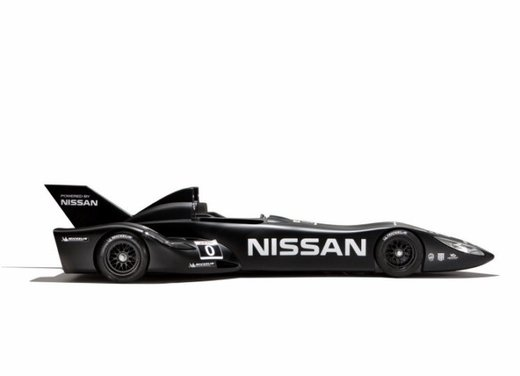 Nissan DeltaWing - Foto 12 di 12