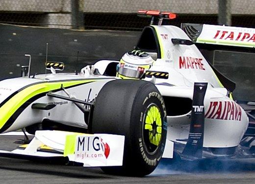 Brembo frena le monoposto di Formula 1 nel mondiale 2012 - Foto 9 di 12