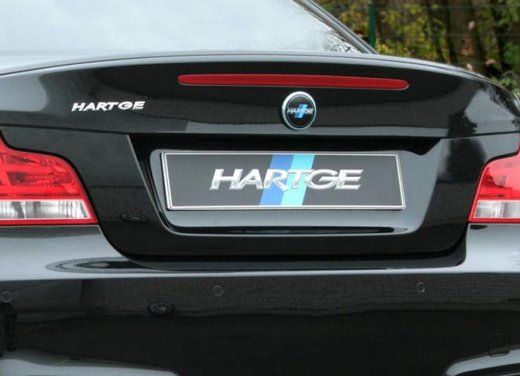 BMW Serie 1 Coupé tuning by Hartge - Foto 10 di 12