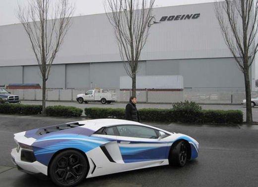 Lamborghini Aventador Dreamliner Edition - Foto 3 di 6