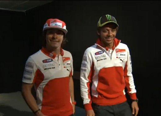 Ducati GP12 di Valentino Rossi svelata lunedì 19 marzo - Foto 17 di 21
